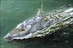 Ambassador Mark III - fast missile craft