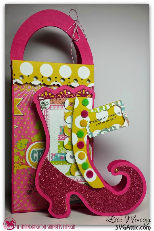 SVG Attic Basic Gift Bags and Bewitched Boutique