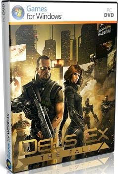 Deus Ex : The Fall - PC  Blackbox