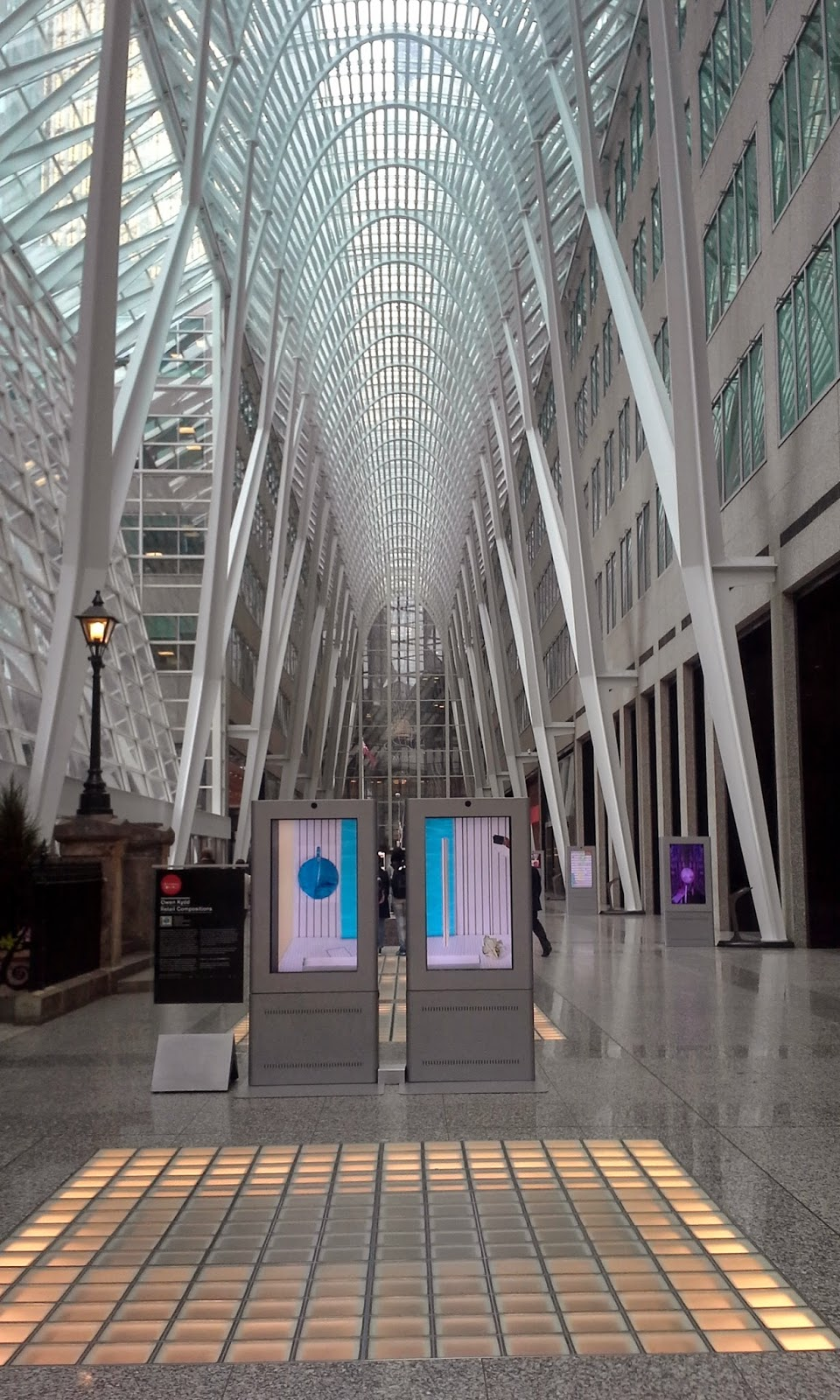 Scotiabank CONTACT Photography Festival Exhibit: Retail Compositions by Owen Kydd, Allan Lambert Galleria, Brookfield Place Culture, Toronto, Events, Melanie.Ps Blogger, The Purple Scarf