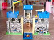Κάστρο Excalibur μπλε