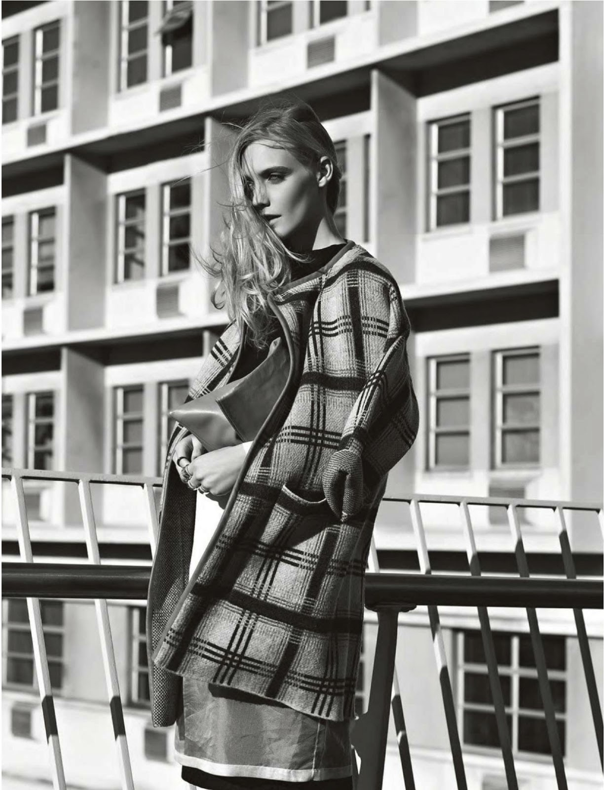 the big easy: emma menteath by justin polkey for elle south africa ...