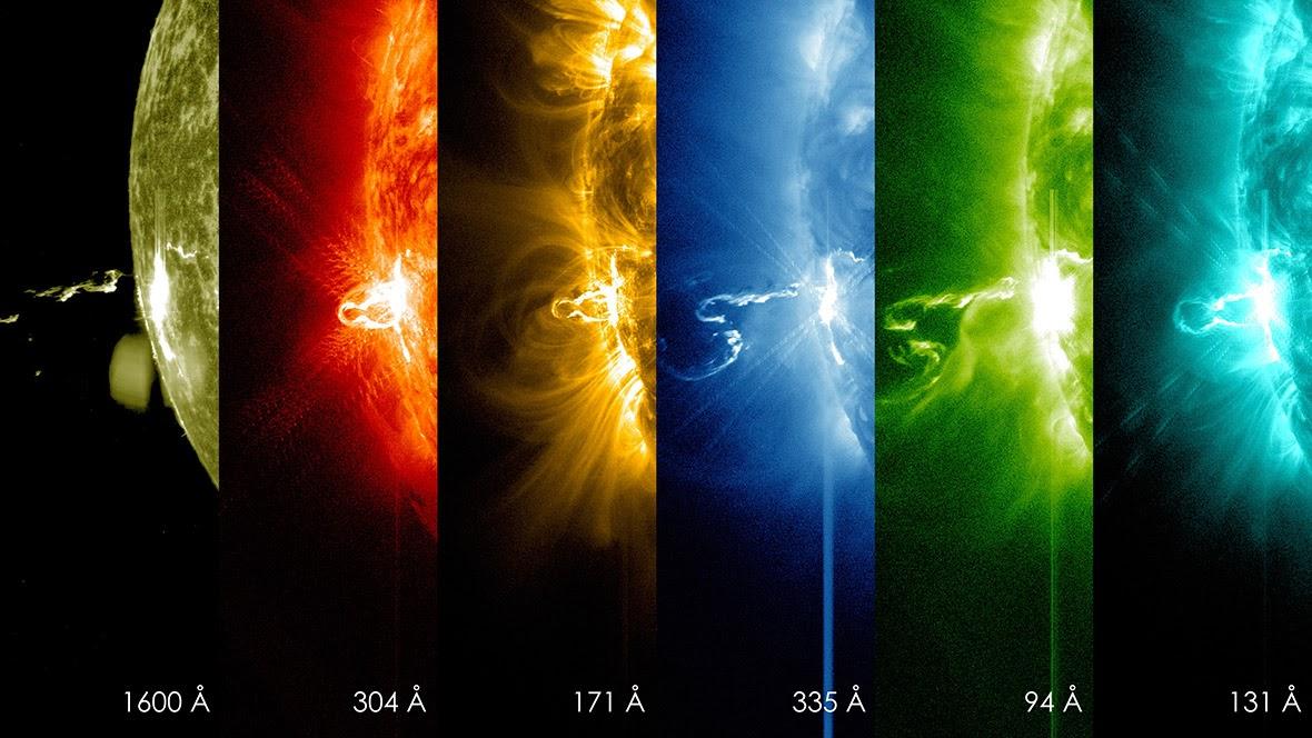 27/02/2014...Une des plus fortes éruptions solaires depuis les 11 dernières années  Soleil+eruption+11+fevrier+2014.2
