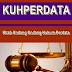 Sistematika BW (Bulgerlijk Wetboek) Hukum Perdata