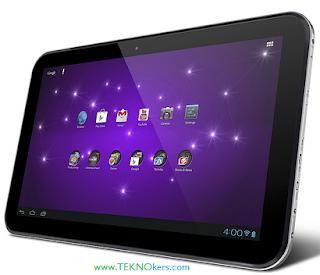 harga Toshiba Excite 13 AT335, spesifikasi dan fitur tablet Toshiba Excite 13 AT335, tablet pc terbaru toshiba layar besar