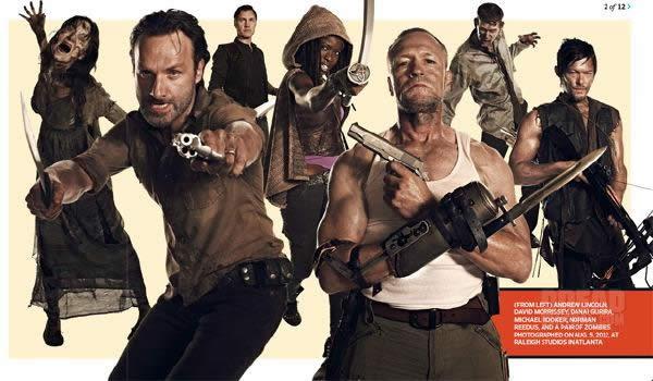 The Walking Dead 4ª Temporada - Fotos, Episódios e Informações - Assistir online - download