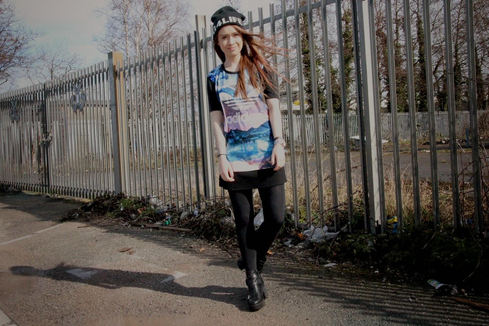 fashion, fblogger, street style, adidas originals