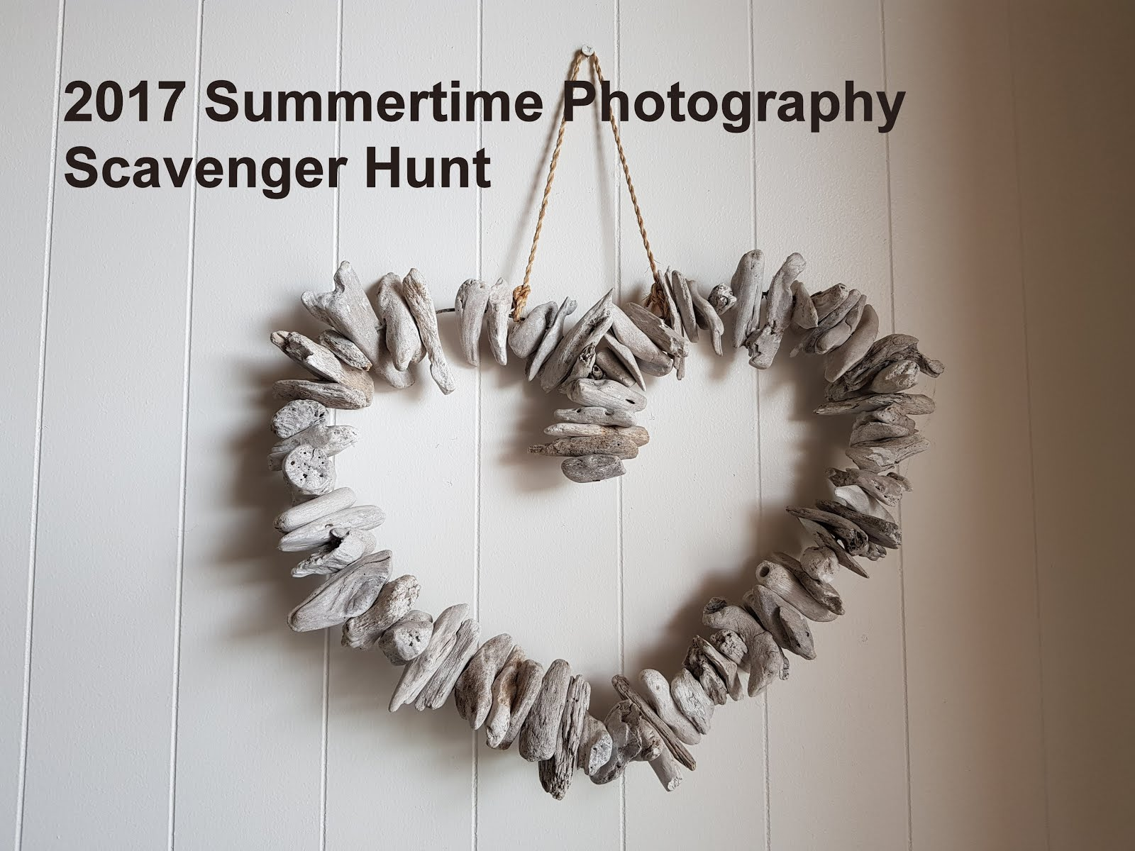 2017 Summer Photography Scavenger Hunt