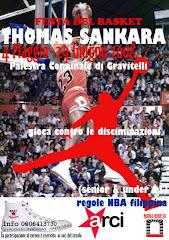Festa del basket Thomas Sankara 2008