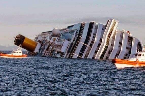 Bài học từ con tàu du lịch