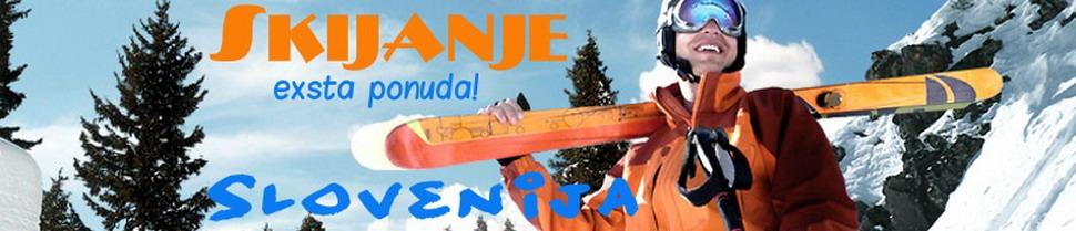 Zimovanje Slovenija