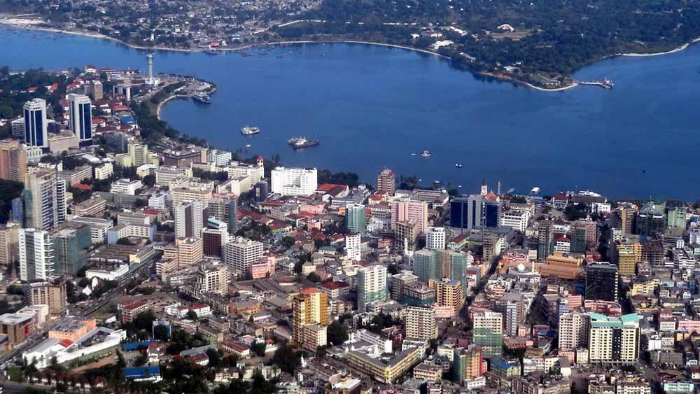 Dar Es Salaam Tanzania  city pictures gallery : Julius Nyerere Aeroporto Internacional é o aeroporto diretor que ...