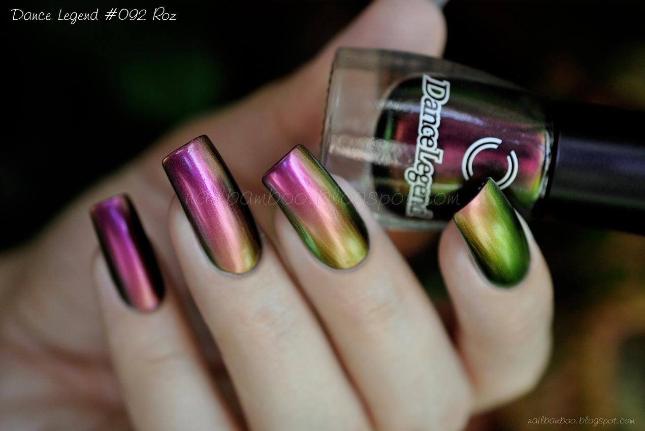 Лаки хамелеоны для ногтей