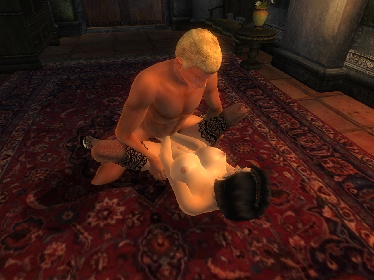 Oblivion aniamtions sex mods naked scenes