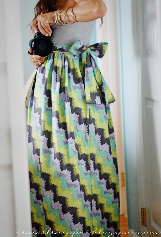 wanna make a dress?? - A Small Snippet