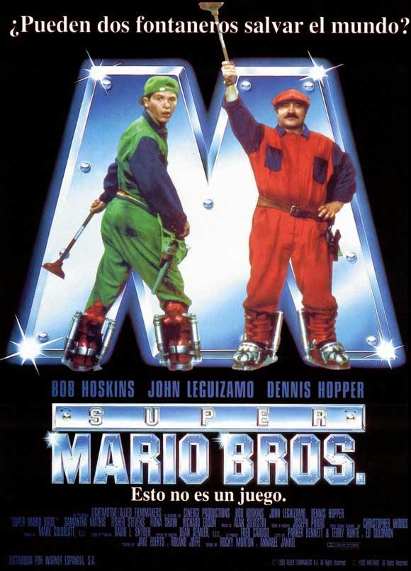 Poster - Super Mario Bros.