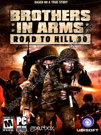 Free Download Games - Brothers In Arms Road To Hill 30