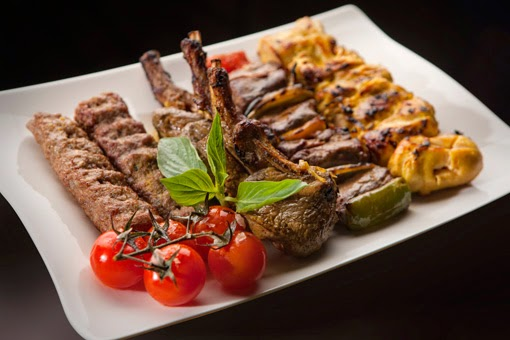 Shayan, an authentic Persian food experience