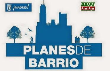 Planes de Barrio para Fuencarral