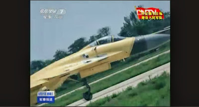 J-11B Fitted  With AESA Radar
