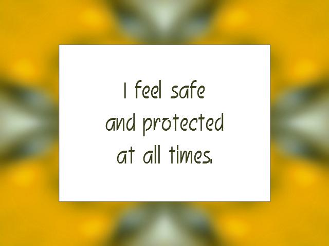 SECURITY affirmation