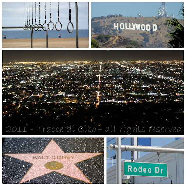 california, on the road, los angeles