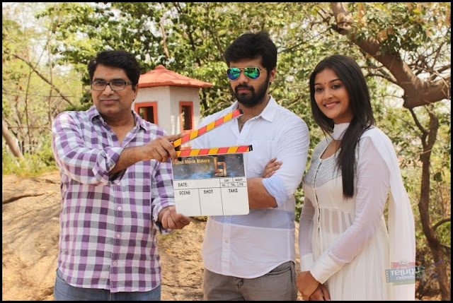 Rahul Movie Makers L-7 Movie launch photos details