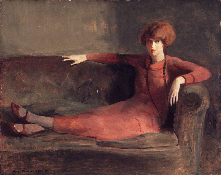 American Painter Guy Pène du Bois (1884–1958) ~ Blog of an  ~ Patiner Du Bois