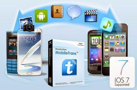 برنامج وندرشير لعمل نسخة إحتياطية من الهواتف المحموله