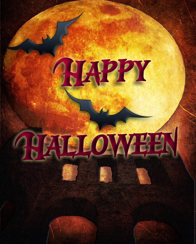 free halloween art 8 x 10
