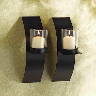 Multinotas candelabros de mesa elegancia que iiumina - Candelabros de pared ...