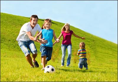 Cari Tahu Kunci Sederhana Keluarga Bahagia