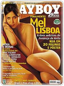 Download Baixar Playboy   Mel Lisboa Downlaod Revista Gratis