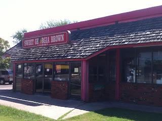 Sweet Georgia Brown Bar-B-Q Barbecue Barbeque BBQ Bar-B-Que Dallas DFW