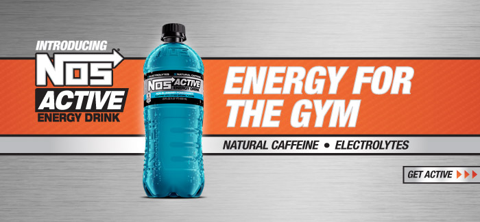 thecolormintblog: NOS- Active Energy Drink