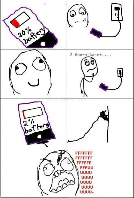 ifunny comic charging battery