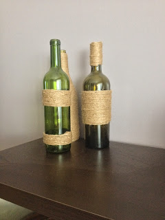 Wine Bottle Home Decor
