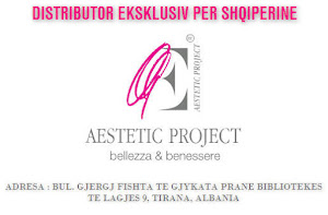 Produkte Profesionale per Estetike & Parukeri
