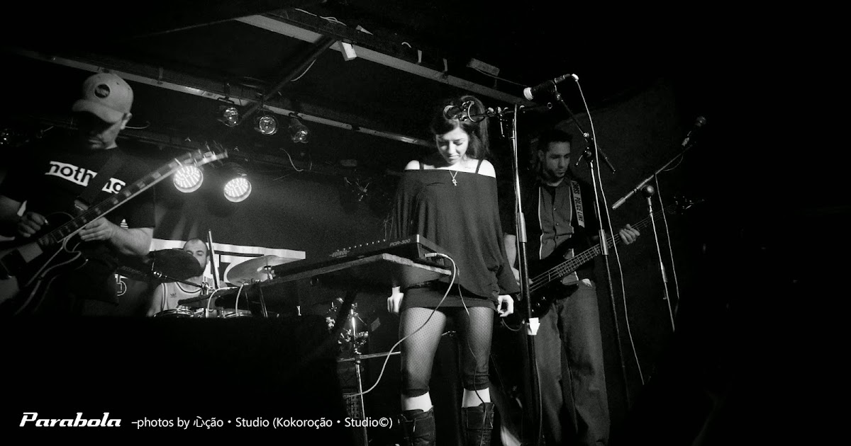PHOTO SESSION - PARABOLA (TOOL TRIBUTE) LIVE AT GRUTA 77 - PART. 1