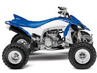 2013 Yamaha Raptor YFZ450R ATV pictures 5