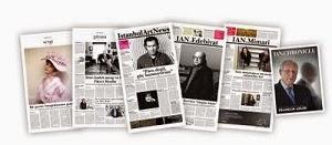 İstanbul Art News Mayıs Sayısı Bayilerde!
