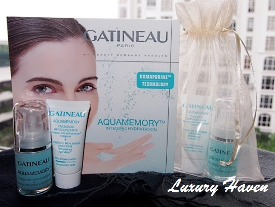 your senses beauty gatineau aqua memory giveaway