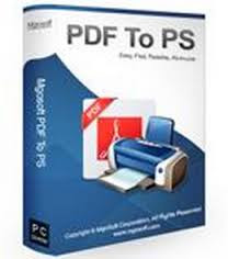 Mgosoft PDF To PS Converter v8.3.8 [Portable]