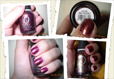 orly rock de world nails uñas nail polish esmaltes duochrome