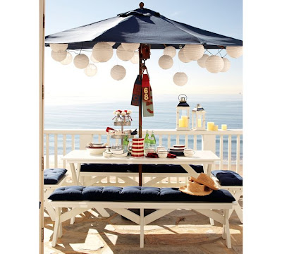 Pottery Barn Summer 2013