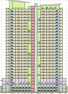 Vinia Residences + Versaflats EDSA across Trinoma Building Features, Condominium for sale in Quezon City, Filinvest