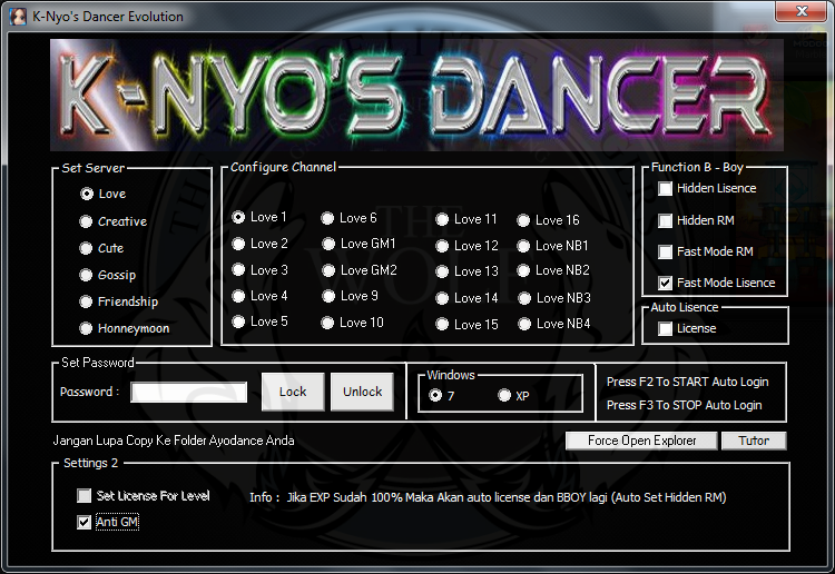 , Ayodance cheat exp ayodance 2013 2014 cheat auto bboy v 6093 cheat