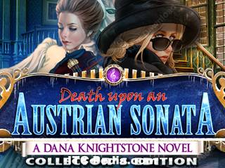 Death Upon an Austrian Sonata A Dana Knightstone Novel Collectors Edition
