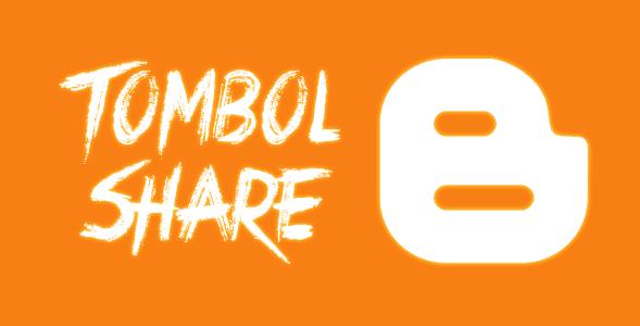 Cara-Cara Terbaik Untuk Menambahkan Tombol Share Pada Blogspot