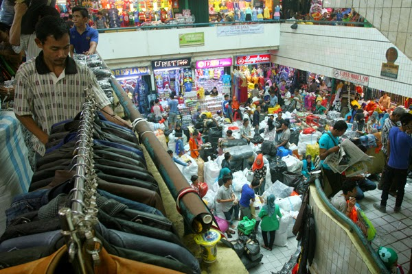 Grosir Baju Murah Jakarta